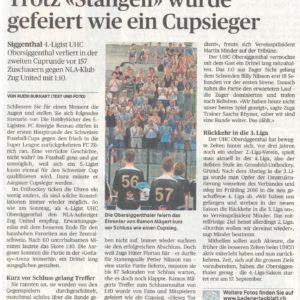 Aargauer Zeitung 26.06.2017