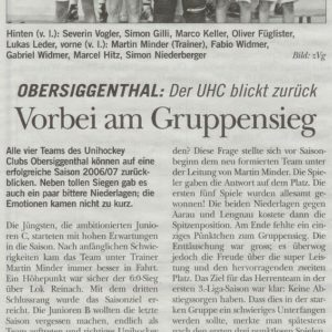 Rundschau 12.04.2007