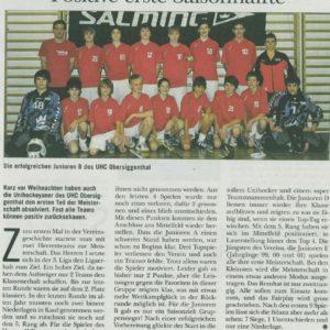Runschau 18.12.2008